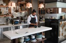 Alejandro Chamorro, chef at Nuema, Quito (Ecuador)