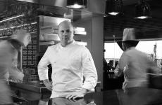 Domenico Candela, classe 1986, da 2 mesi chef del ristorante George del Grand Hotel Parker'sdi Napoli