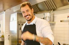Joseph Micieli, 30 anni, chef diScjabica Cuoco Pescatorea Santa Croce Camerina (Ragusa)