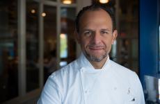 Il ritorno dello chef Fabio Trabocchi in Italiaè alJW Marriottdi Venezia