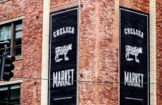 Chelsea Market in New York. All the photos are from Alessia Odoardi, except for those of Seed+Mill