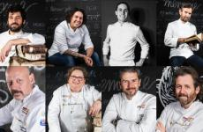 All the protagonists of the 11th edition of Identità di Pasta, an important segment of the Congress in Milan. From the top left corner, clockwise: Matias Perdomo, Martina Caruso, Davide Guidara, Carlo Cracco, Cristiano Tomei, Andrea Berton, Valeria Piccini and Gianfranco Pascucci. Save the date for Sunday 25th October, Sala Blu 1, from 11 am to 5.50 pm. Register here