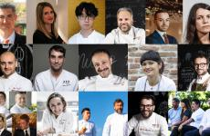 All the Giovani Stelle, the young star awards given by the 2020 Guida ai Ristoranti di Identità Golose, presented yesterday at Terrazza Gallia in Milan