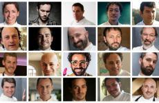Un composit di molti degli chef (non tutti!) dai quali siamo stati nel 2016, e si sono meritati ampiamente una citazione nel nostro pezzo sul meglio del meglio dell'anno