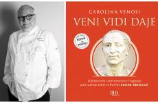 Martedì 25 febbraio: dalle 19Carolina Venosi presenterà il suo libro, a seguire la cena firmata Antonello Colonna. Come d'abitudine, quattro portate più un'entrée a 75 euro, vini inclusi