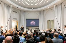La conferenza stampa per il primo anno di Identità Golose Milano