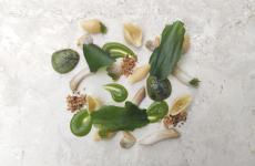 Conchiglie alla seconda, un primo piatto diAndrea Zazzara, chef del ristoranteMotelombrosodi Milano