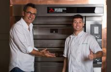 Jacopo Mercuro, a destra, e David Ranucci: sono gli artefici del successo di Pizzottella a Milano, insegna inaugurata a settembre 2018