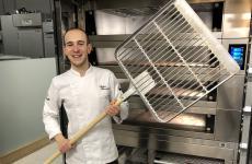 Stefano Chieregato, 28 anni, da gennaio scorso al timone diChiere – Pane e Pizza, aPiacenza