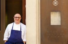 Ciccio Sultano, chef at restaurant Duomo in Ragusa Ibla (photos by Benedetto Tarantino)