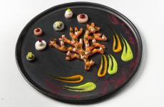 Il Corallo: il piatto dell'autunno di Luca Marchini