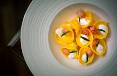 Assolo di gambero rosso: il piatto dell'estate di Maurizio e Armando Sciarrone
