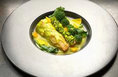 Del Broccolo non si butta niente: il piatto dell'inverno di Cesare Battisti