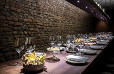 Un tavolo speciale nella cantina del Del Cambio, i piatti di Matteo Baronetto, una verticale diDom Pérignon Rosé: tre elementi unici per presentare una nuova proposta del ristorante torinese