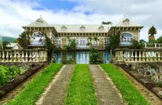 La Perinelle, la bellissima villa della famiglia Depaz in Martinica