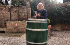 Donatella Cinelli Colombiniè la Presidentessa delle Donne del Vino