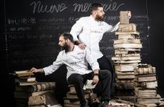 Christian e Manuel Costardi. La foto è di Brambilla-Serrani