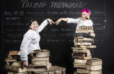 Solaika Marrocco e Cristina Bowerman a Identità Milano 2019. Tutte le foto sono di Brambilla-Serrani