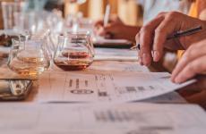 Il concorso B'Nu Spirits ha portato in Sardegna alcune tra le migliori produzioni italiane di grappe, distillati, vermouth e amari(foto @andreapiacenza)