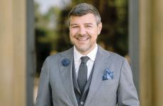 Emanuele Manfroi, General Manager diBelmond Villa San Michele e Belmond Castello di Casole