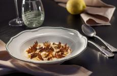 Riso al gallo: la ricetta dell'autunno di Gabriele Boffa