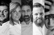 I cinque protagonisti delle prossime due cene di Fish&Chef 2020 a Identità Golose Milano