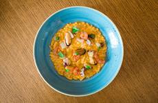 Pasta fresca grattuggiata ai frutti di mare: la ricetta estiva di Alessio Marchese