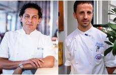 Francesco Mazzeie Danilo Cortellini: due chef italiani a Londra impegnati a dare un aiuto in tempi d'emergenza