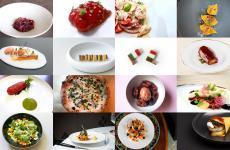 Alcuni dei piatti della ripartenza lombardi