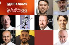 The speakers at Identità di Pane e di Pizza, 16 masters of pizza under the spotlight, for eight very interesting lessons throughout the entire day on Monday 26th October in Sala Blu 2 at MiCo in Milan, always in collaboration with Petra® Molino Quaglia. From the top left corner: Ciro Oliva, Cesare Foschi, Christian Marasco, the Donne di Pizza Donne di Cuore, Simone Padoan, Friedrich Schmuck, Luca Pezzetta, Fabrizio Mancinetti, Francesco Martucci.