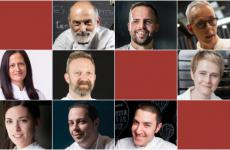 The nine speakers of Pasticceria italiana contemporanea, Sunday 25th October, the entire day in Sala Blu 2 at Identità Milano 2020, in collaboration with Petra® Molino Quaglia and Valrhona. Top row, from the left Corrado Assenza (Caffè Sicilia, Noto - Syracuse); Nicola Olivieri (Olivieri 1882, Arzignano – Vicenza); Gianni Zaghetto (Pasticceria Racca, Padua). In the middle row: Angelica Giannuzzi (Pashà, Conversano - Bari); Fabio Longhin (Pasticceria Chiara, Olgiate Olona - Varese); Anna Sartori (Pasticceria Sartori, Erba - Como); bottom row Diletta Zenna (Lazzaro 1915, Pontelongo – Padua); Nicola Di Lena (Seta del Mandarin Oriental, Milan); Fabrizio Fiorani (Pastry consultant). TO REGISTER IN IDENTITÀ MILANO 2020, CLICK HERE AND FOLLOW THE INSTRUCTIONS