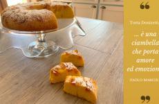 Vi spieghiamo come preparare la torta Donizetti, una specialità tipica di Bergamo