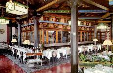 Il Giannino nella storica sede in via Sciesa a Milano in una foto scattata negli Anni Sessanta
