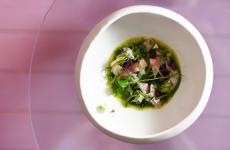 Il giardino iodato: il piatto dell'inverno di Daniele Usai