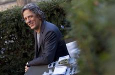 Giorgio Locatelli, born in Vergiate (Varese) in 1963. In 2002 he opened Locanda Locatelli in London with his wife Plaxy. The following year he was awarded with one star (photo Getty Images). To register for IDENTITA' ON THE ROAD, click here (for info: iscrizioni@identitagolose.it or call +390248011841, ext. 2215)