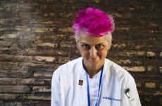 Cristina Bowerman, president of theAmbasciatori del Gusto