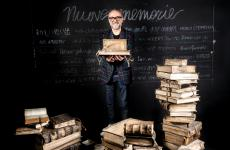 Massimo Bottura a Identità Golose 2019 nello scatto di Brambilla-Serrani