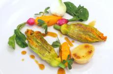 AgnelloTerra Terra: il piatto dell'estate di Leonardo Marongiu