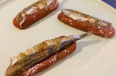 Pasta di mandorle con l'acciuga: il piatto dell'inverno di Federico Delmonte