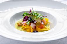 Ravioli, come una Catalana di gamberi, la ricetta estiva di Fumiko Sakai