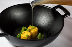Scrippelle 'mbuss: la ricetta primaverile di Davide Pezzuto