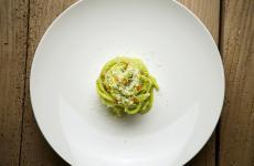 Aglio, ojio & Co.: la ricetta primaverile di Franco Franciosi