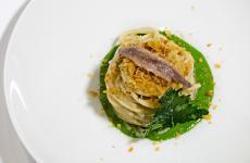 Pasta con le sarde: la ricetta estiva di Giuseppe Bonsignore