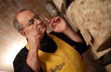 Carlo Guffanti Fiori ei figli Giovanni e Davide sono i responsabilidell'intera gestione aziendale e del delicato processo di ricerca e selezione dei formaggi
