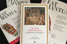 Cucina mantovana di principi e di popolo, realizzato nel 1963 daGino Brunetti, pseudonimo di donCostante Berselli, e ristampato ora daSkiranell'ambito di Eat Mantua, per East Lombardy