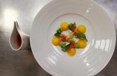 Acquacotta dell'Osteria: la ricetta primaverile di Nicola Damiani
