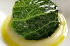 Verza e Patate: la ricetta dell'autunno di Irina Steccanella