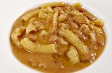 Pasta mista e fagioli diIrina Steccanella,Irina,Savigno (Bologna)