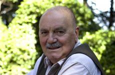 Ampelio Bucci, storico titolaredell'azienda agricolaVilla Bucci aOstra Vetere (Ancona)