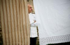 Pino Cuttaia, chef de La Madia di Licata (Agrigento)